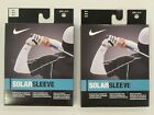 Внешний вид - NEW MEN'S NIKE GOLF DRI-FIT SOLAR SLEEVES, SIZE MEDIUM/LARGE, PICK A COLOR