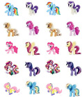 My Little Pony Waterslide /Water Transfer Nail Decals/Nail art