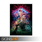 STRANGER THINGS 3 POSTER (ZZ064)  TV SHOW POSTER Poster Print Art A0 A1 A2 A3
