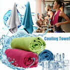 Cooling Towel  Ice Instant Towel Breathable Stay Cool Towel for Yoga Golf Travel image