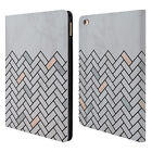 OFFICIAL ALYN SPILLER MARBLE LEATHER BOOK WALLET CASE FOR APPLE iPAD