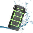 5200mAh Waterproof&Portable Power bank with LED Light