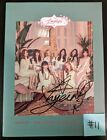 KPOP GIRL GROUP Signed Album Autographed US Seller