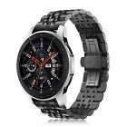 For Samsung Galaxy Watch 46mm Replacement Band Solid Stainless Steel Strap Wrist image