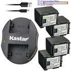 Kastar Battery Dual Charger for Canon BP-819 CG-800 Canon VIXIA HF S30 Camcorder