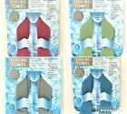 "Instant Cooling Towel Sports/Workout/Fitness/Gym/Yoga/Pilates 39"" x 12"" Choose! image"