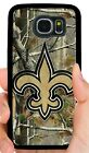 NEW ORLEANS SAINTS PHONE CASE FOR SAMSUNG GALAXY & NOTE S5 S6 S7 EDGE S8 S9 S10E $15.88 USD on eBay