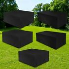Patio Furniture Covers Waterproof Rectangular Outdoor Garden Chair Table Cover