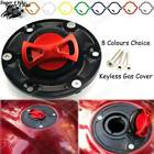 Aluminum Motorcycle Oil Cap Accessories Gas Cover For Triumph TT600 All Years