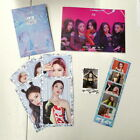 itzy it z icy a type pre order benefit booklet photocard postcard set sticker