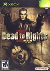 DEAD TO RIGHTS 2 for Original Microsoft Xbox System