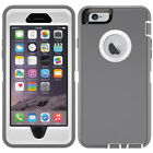 For iPhone 5 6 7 8 Plus Defender Case Cover Hybrid Shockproof Dustproof Clip <br/> ✅Built-in Screen Protector Film✅360° Clip Holster Stand