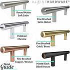 Kitchen Cabinet Bar Handle Pulls (t-bars And T-knobs)