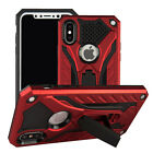 Hybrid Rugged Kickstand Phone Case Armor Cover For iPhone 6 7 8 Plus XR XS MAX