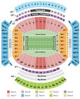 (2) Alabama Crimson Tide Football Season Tickets