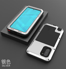 LOVE MEI Heavy Duty Metal Shockproof Case Cover for Samsung Galaxy Note 10 Plus