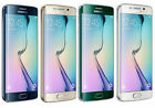 Samsung Galaxy S6 Edge 32GB G925T GSM Unlocked Android Smartphone (Shadow LCD)