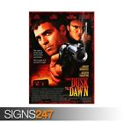 FROM DUSK TILL DAWN TARANTINO (ZZ075) MOVIE POSTER Poster Print Art A1 A2 A3