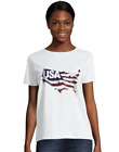 2 Women's Stripes of Pride Graphic Tee Shirts