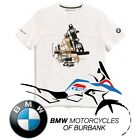 Iconic F 850 GS T-Shirt Genuine BMW Motorrad Motorcycle STYLE