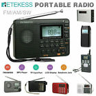 Внешний вид - Retekess Portable FM/AM/SW Receiver Radio MP3 Player Digital Audio with Earphone