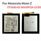 Battery For Motorola Moto G5 G5S G4 G6 G3 E4 Plus X4 Z Droid Turbo Force Z2 Play