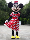 Mickey Mouse Mascot Costume Suit Cartoon Character Adult Fancy Dress Hot Sale A+