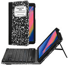 For Samsung Galaxy Tab A 8.0'' 2019 Case Stand Cover with Bluetooth Keyboard