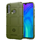 For Huawei Honor 20 10 Lite 8X 8S Shockproof Rugged Shield Soft Armor Case Cover