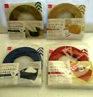 DAISO JAPAN HAND CRAFT Paper Craft Band Kit 4kind with english receipe