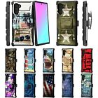 For Samsung Galaxy Note 10 6.3 N970 Rugged Armor Stand Holster Belt Clip Case