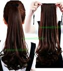 Women Hair Wig Extensions Piece Thick Long Wigs Extension As Human Hairpiece