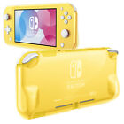 For Nintendo Switch Lite 2019 Grip Case Soft TPU Frosted Translucent Cover