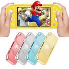 Kyпить For Nintendo Switch Lite 2019 Grip Case Soft TPU Frosted Translucent Cover на еВаy.соm