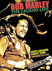 BOB MARLEY AND THE WAILERS THE LEGEND LIVE DVD -  REGGAE- GREAT CONDITION