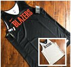 Nike NBA Portland Trail blazers PE Practice Team Issued Reversible Jersey RARE!