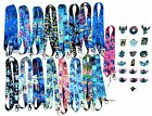Stitch Lanyard and 20 Lilo & Stitch Themed Disney Trading Pins Set ~ Brand NEW