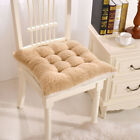 Set of 4 Seat Pads Dining Room Garden Kitchen Chair Cushion Patio Pillow Outdoor