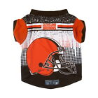 Cleveland Browns NFL Licensed Dog LEP Pet Performance Tee Sizes XS-XL $21.8 USD on eBay