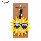 Travel Accessories Suitcase Label Baggage Claim ID Address Tags Luggage Tag