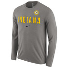 Indiana Pacers NBA Men's Nike Dri-Fit Facility Long Sleeve T-Shirt, NEW on eBay