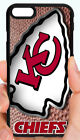 KANSAS CITY CHIEFS PHONE CASE FOR iPHONE 11 PRO XS MAX XR X 8 7 6S 6 PLUS 5SE 5C $15.88 USD on eBay
