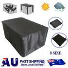 Waterproof Garden Furniture Cover Outdoor Patio Chair Table Bench Rain Shelter