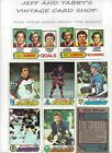 1977-78 TOPPS HOCKEY YOU PICK FROM SCANS # 1 TO # 119