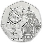 Paddington Bear 50p Coin Uncirculated 2019 Choose From 2 Designs