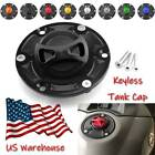 8 Colors Aluminum Keyless Motorcycle Tank Cap For Triumph Speed Four 2002-2006 $27.49 USD on eBay
