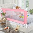 Vertical Lifting Bed Rail Safety Guard Bedrail Crib for Baby Kids Toddlers