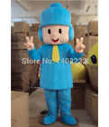 MASCOT COSTUME FANCY DRESS FOR ADULTS POCOYO ALL SIZES AVAILABLE NEW