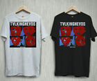 New TALKING HEADS Remain in Light Logo Black White T-shirt Shirts Tee XS-2XL