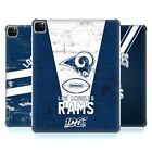 OFFICIAL NFL 2019/20 LOS ANGELES RAMS HARD BACK CASE FOR APPLE iPAD $25.95 USD on eBay